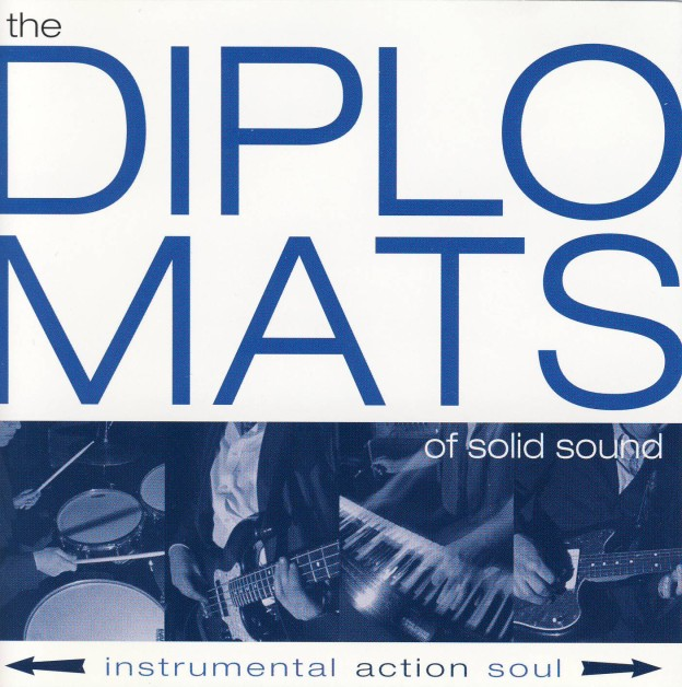 Diplomats Of Solid Sound, The - Alligator Boogaloo